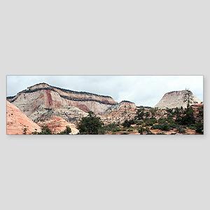 Zion National Park, Utah, USA 17 Bumper Sticker