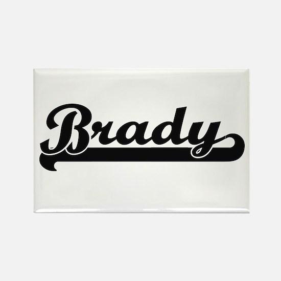 Brady Classic Retro Name Design Magnets