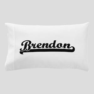 Brendon Classic Retro Name Design Pillow Case