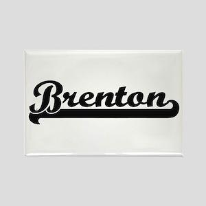 Brenton Classic Retro Name Design Magnets