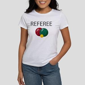 Bocce Ref Women's T-Shirt