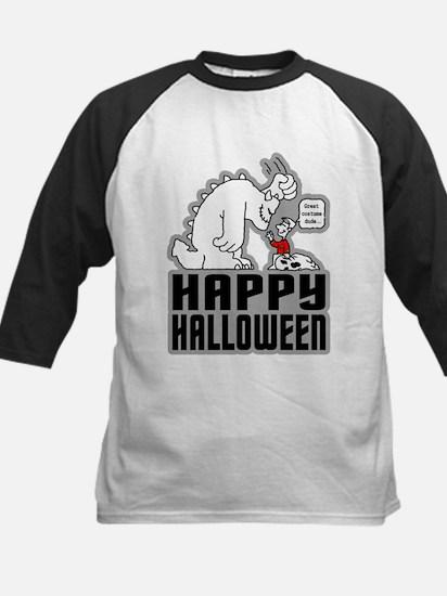 Happy Redshirt Halloween Baseball Jersey