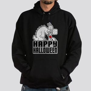 Happy Redshirt Halloween Hoody