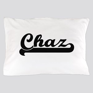 Chaz Classic Retro Name Design Pillow Case