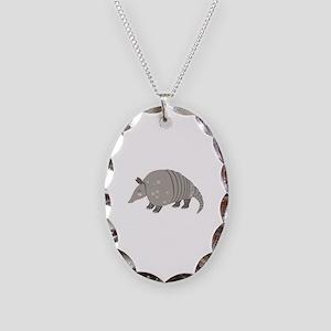 Armadillo Animal Necklace