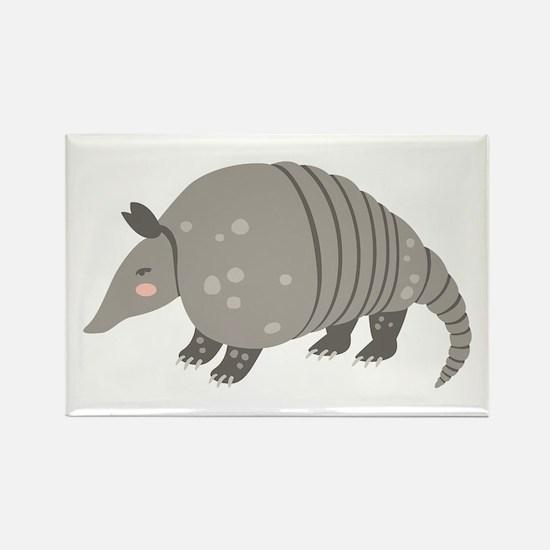 Armadillo Animal Magnets