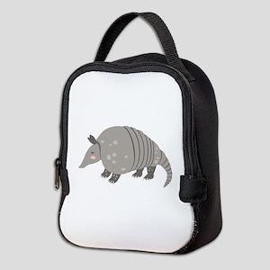 Armadillo Animal Neoprene Lunch Bag