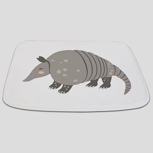 Armadillo Animal Bathmat