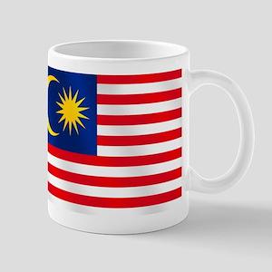 Flag of Malaysia 11 oz Ceramic Mug