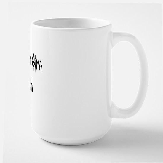 Wrath Large Mug