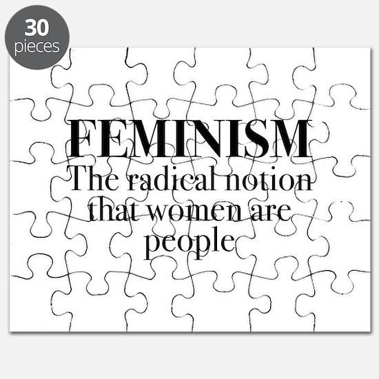 Feminism Puzzle