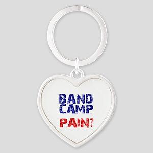 Band Camp 2 Dark Heart Keychain
