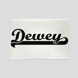 Dewey Classic Retro Name Design Magnets