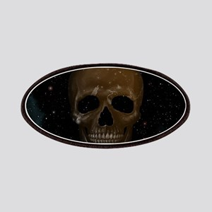 Space Skull Patch