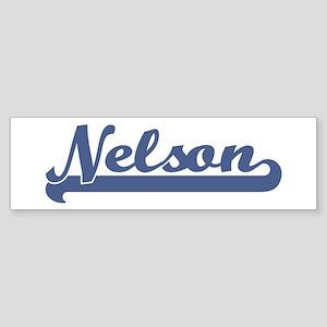 Nelson (sport) Bumper Sticker