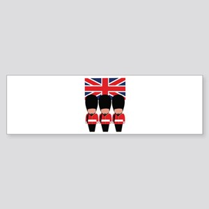 Royal Guard Bumper Sticker
