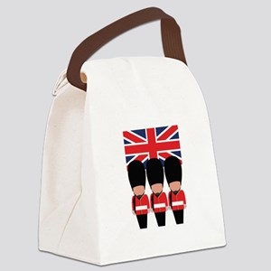 Royal Guard Canvas Lunch Bag
