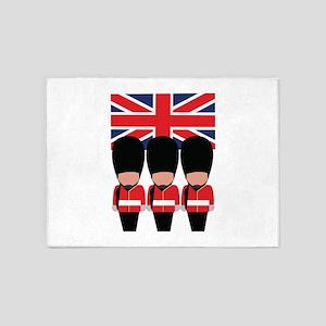 Royal Guard 5'x7'Area Rug