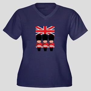Royal Guard Plus Size T-Shirt
