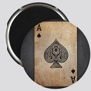 Ace Of Spades Magnets
