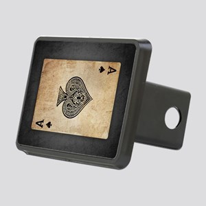 Ace Of Spades Hitch Cover