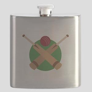 Cricket Bat Flask