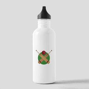 Cricket Bat Water Bottle