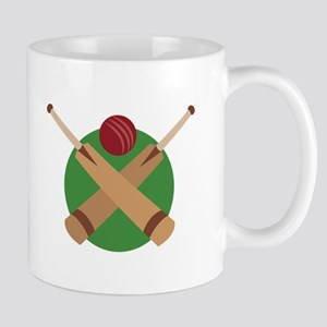 Cricket Bat Mugs