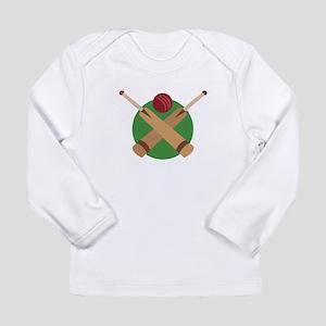 Cricket Bat Long Sleeve T-Shirt
