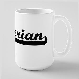 Dorian Classic Retro Name Design Mugs