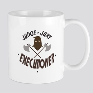 Executioner Mugs