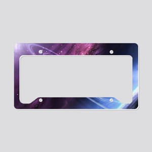 Planet Ring System License Plate Holder