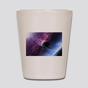 Planet Ring System Shot Glass