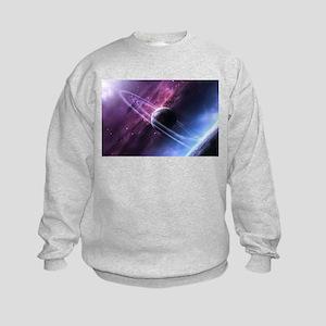 Planet Ring System Sweatshirt