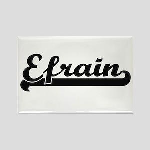 Efrain Classic Retro Name Design Magnets