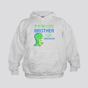 Really Wanted a Dinosaur Hoodie