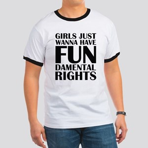 Girls Just Wanna Have Fun Ringer T