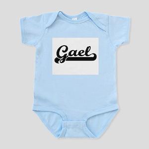 Gael Classic Retro Name Design Body Suit