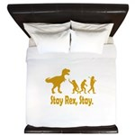 Stay Rex Stay King Duvet