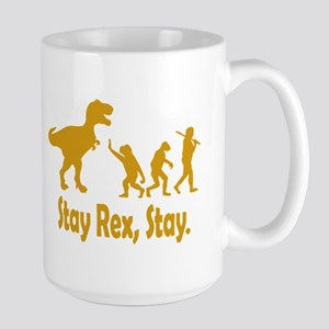 Stay Rex Stay Mugs