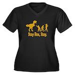 Stay Rex Stay Plus Size T-Shirt