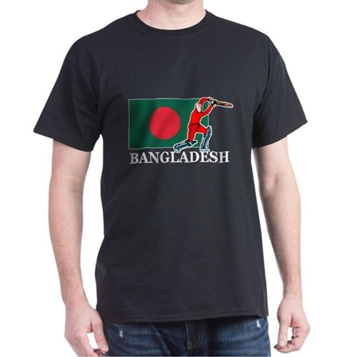 Bengali Cricket Player T-Shirt
