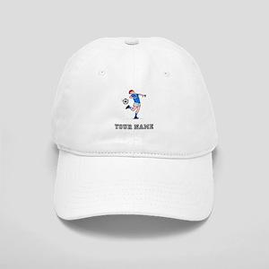 Soccer Kid (Custom) Baseball Cap