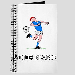 Soccer Kid (Custom) Journal
