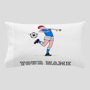 Soccer Kid (Custom) Pillow Case