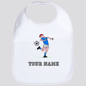 Soccer Kid (Custom) Bib