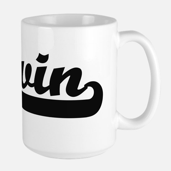 Gavin Classic Retro Name Design Mugs