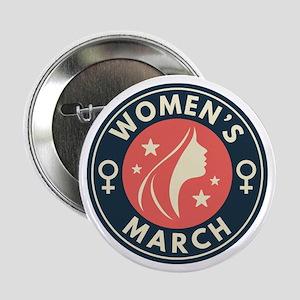 "Women's March 2.25"" Button"