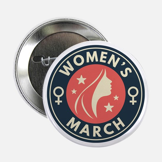 "Women's March 2.25"" Button"