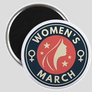 Women's March Magnets
